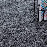 Life Shaggy 1500 vloerkleed Grijs