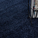Life Shaggy 1500 vloerkleed Navy