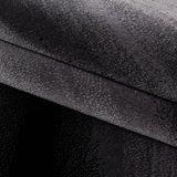 Miami vloerkleed zwart 6630_