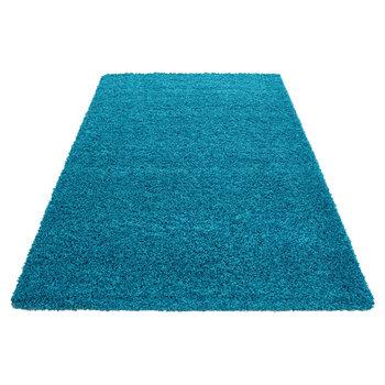 Life Shaggy 1500 vloerkleed Turquoise