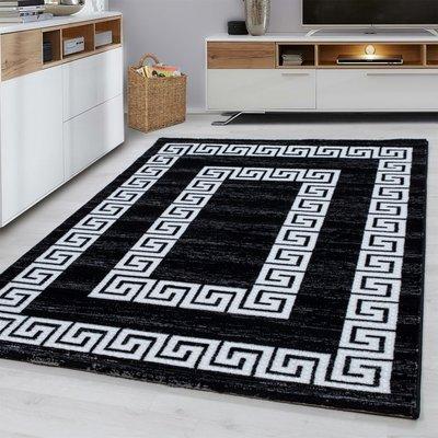 Toscana vloerkleed Zwart 3120