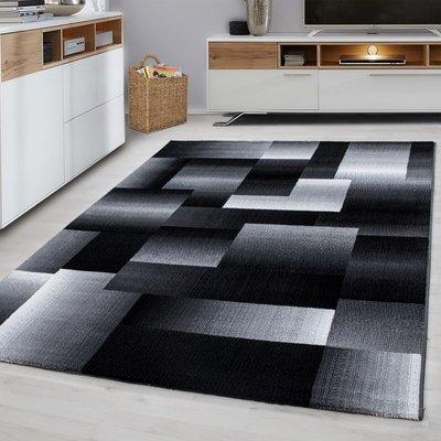Miami vloerkleed zwart 6560