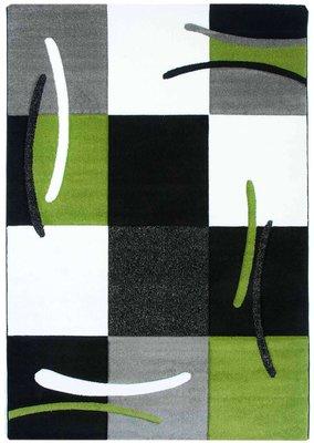 200x290cm Vloerkleed Fantasie Groen 922